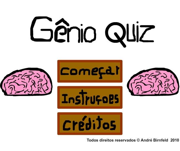 Games EduUu jogando o Gênio Quiz