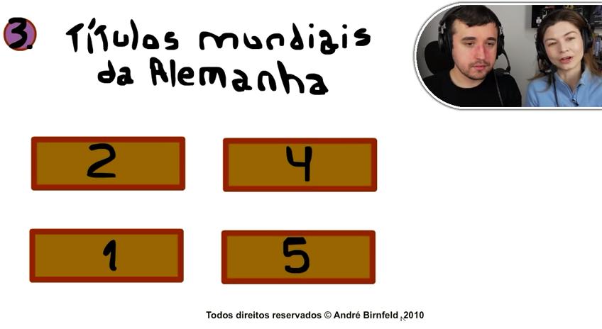 Coisa de Nerd com Leon jogando o Gênio Quiz 1