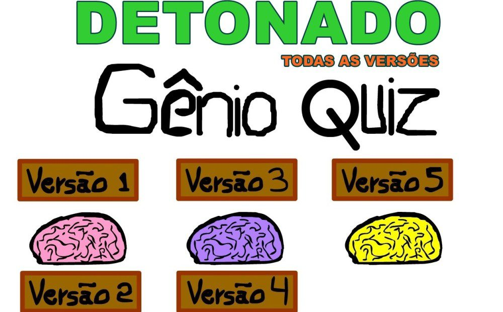 Como vencer todos os jogos do Gênio Quiz detonado