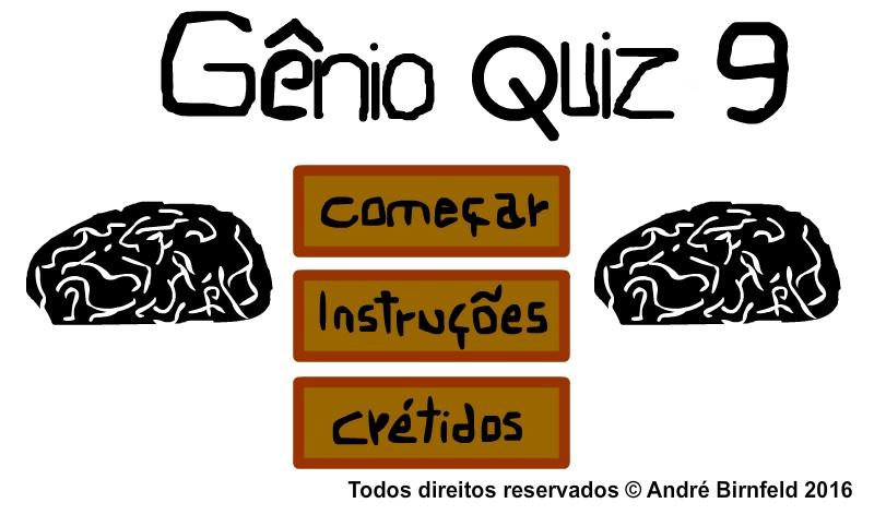 Gênio Quiz 9 jogue grátis