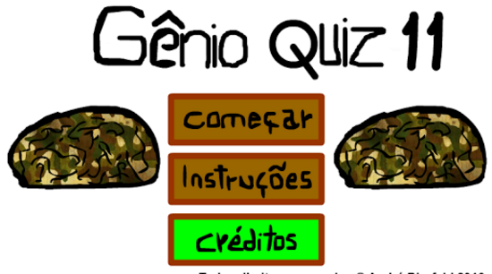 Gênio Quiz 11