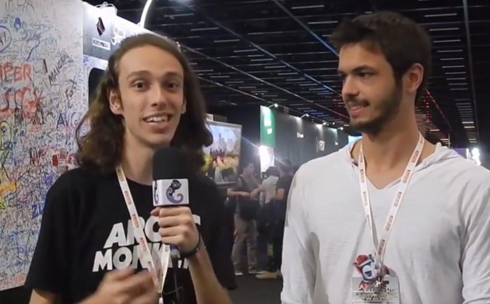 Entrevista André