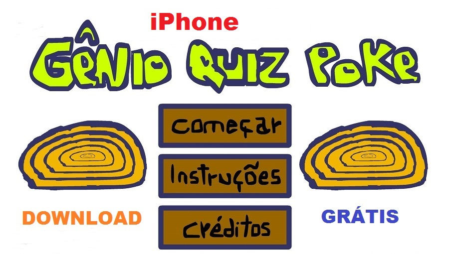 Gênio Quiz Poke como jogar
