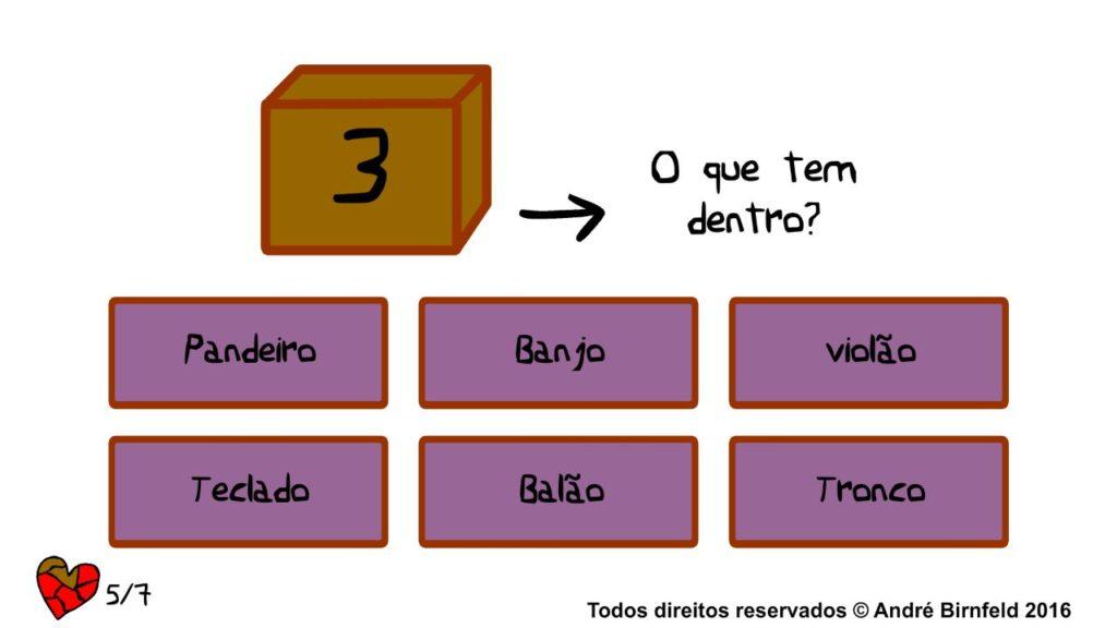 Gênio Box Questão