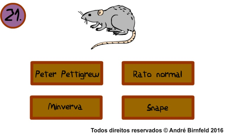 Gênio Quiz Harry Potter