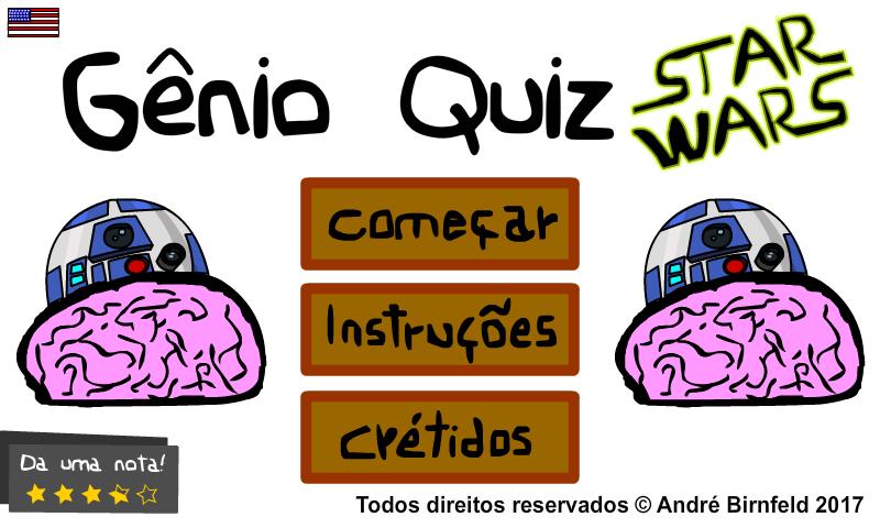 Gênio Quiz Star Wars