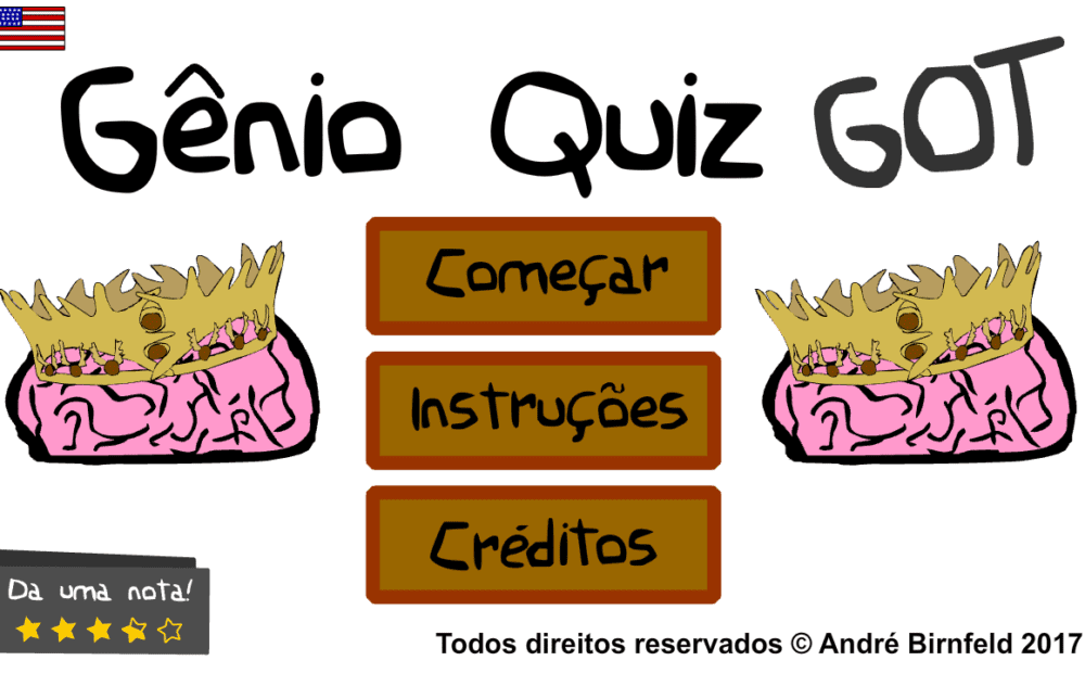 Gênio Quiz Game of Thrones