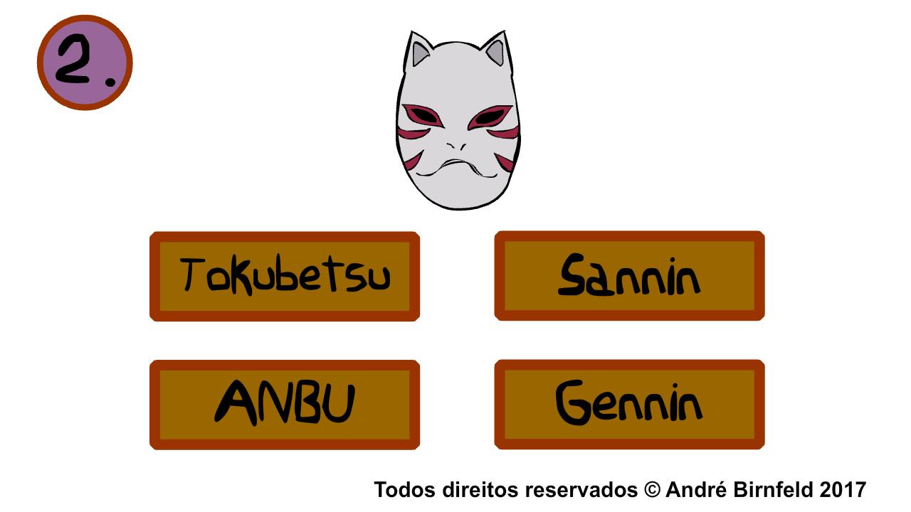 Gênio Quiz Naruto