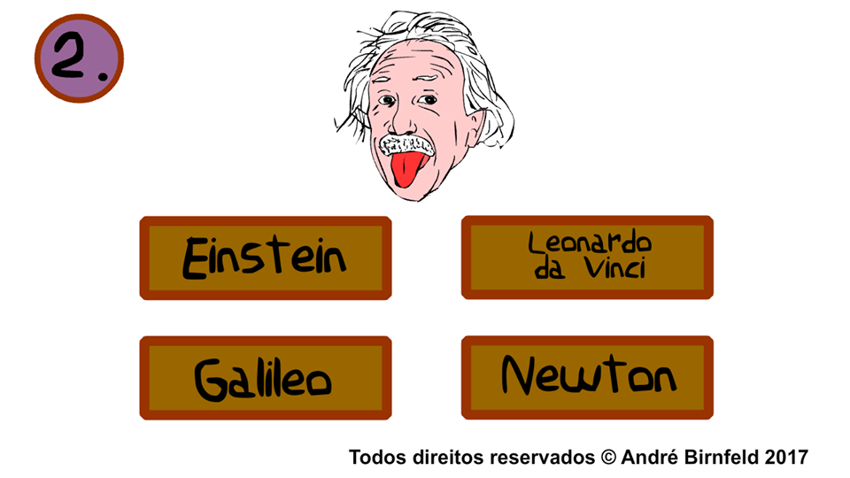 Gênio Quiz Science