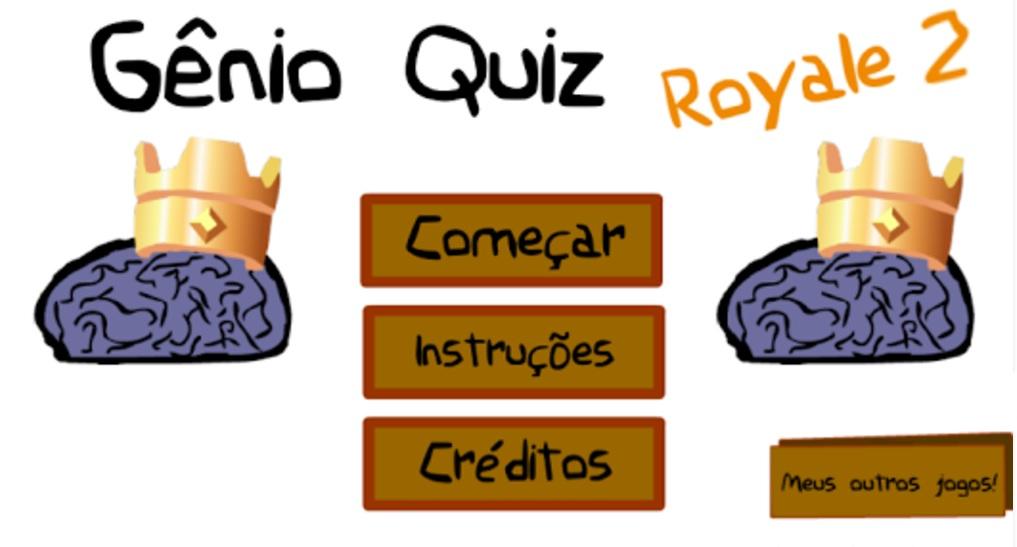 Gênio Quiz Royale 2