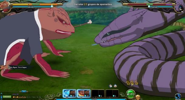 Jogos do Naruto online grátis