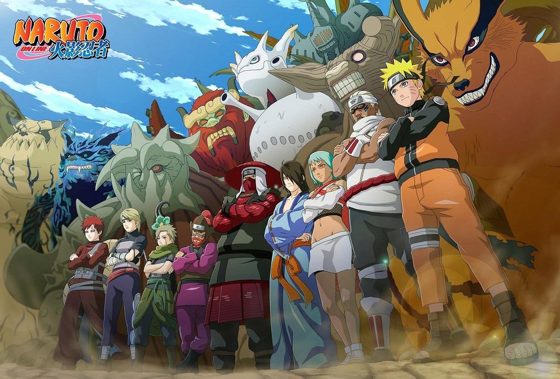 Jogos do Naruto grátis