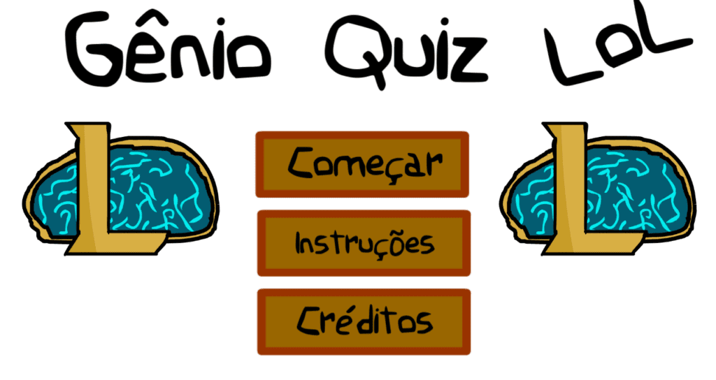 Gênio Quiz League of Legends