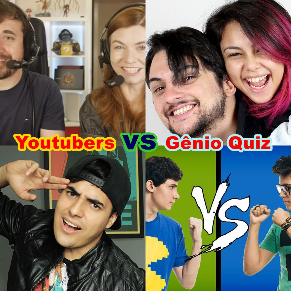 Gênio Quiz vs Youtube