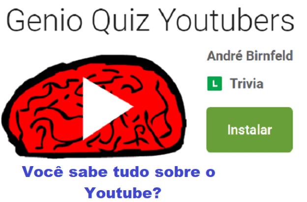 Gênio Quiz Youtubers