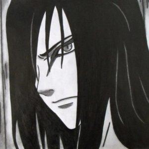 Tio Orochi jogando o Gênio Quiz Naruto