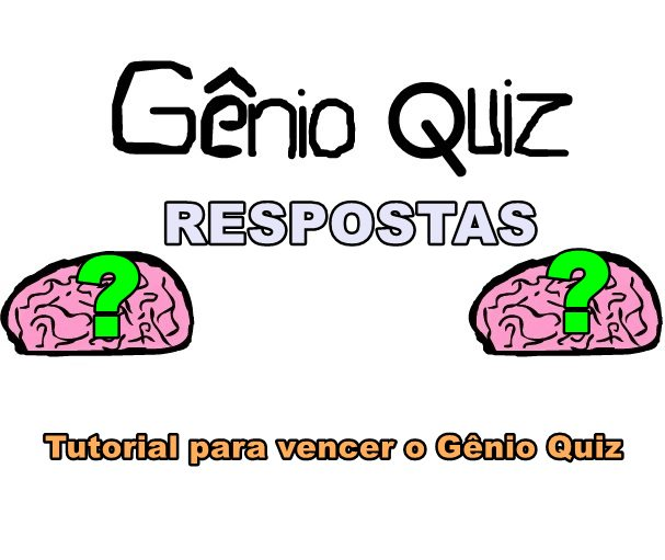 Respostas do Gênio Quiz