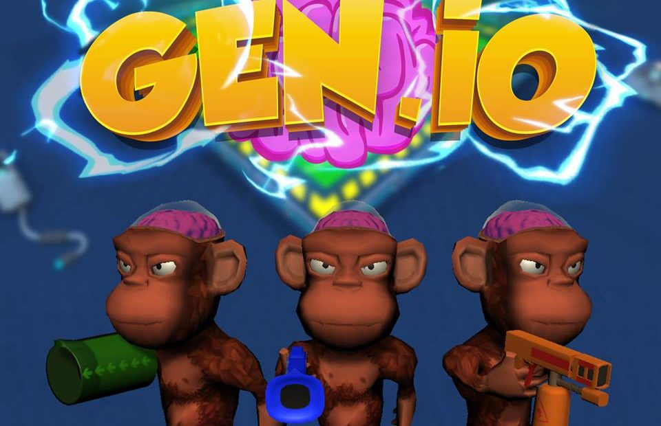 Gen.io é um jogo online grátis battle arena