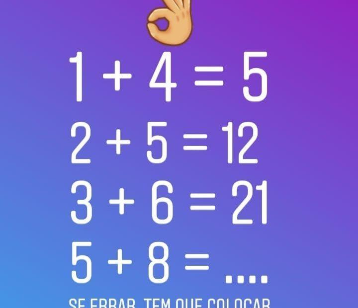 Teste De Matemática Exata Desafio 145 2512 3621 58