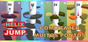 Helix Jump um jogo online grátis