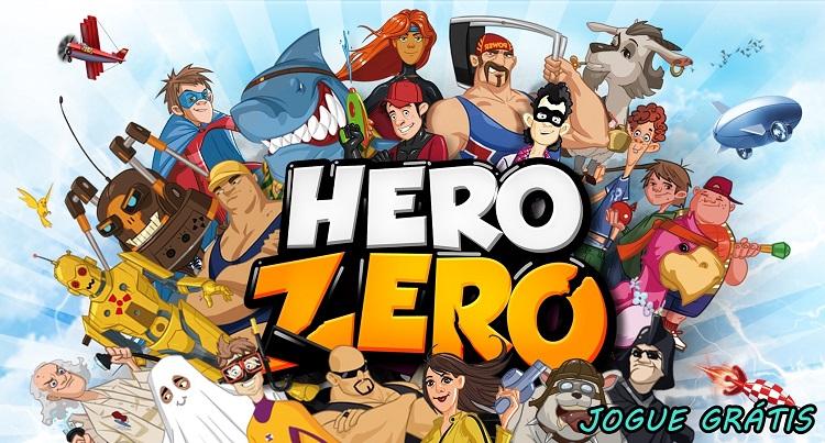 Hero Zero Grátis