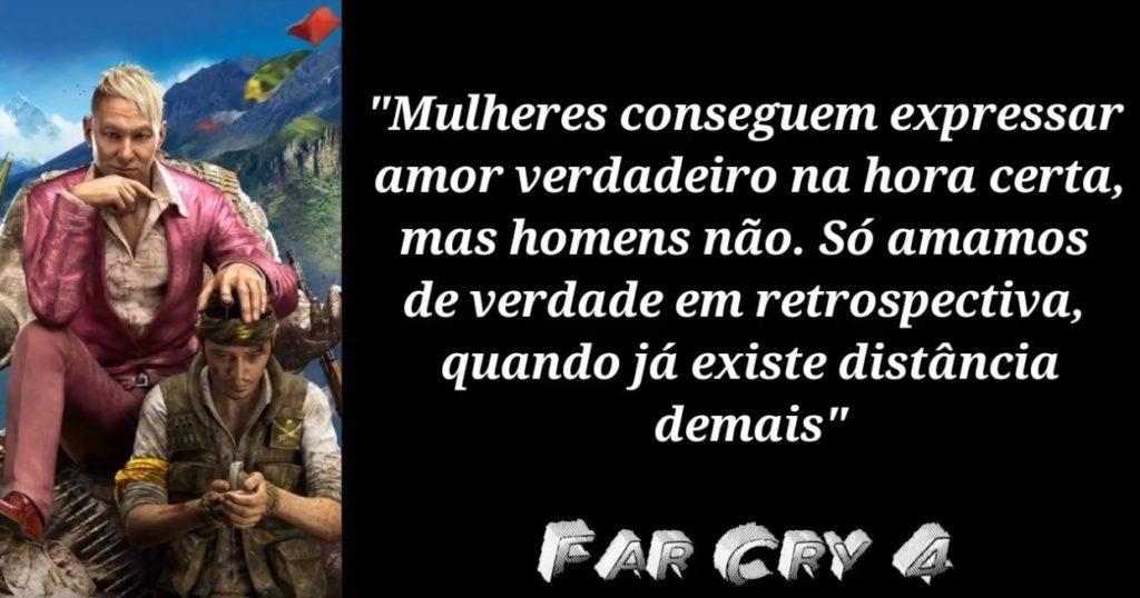 Far Cry 4 frases de jogos