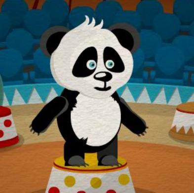 Panda fofinho jogos grátis