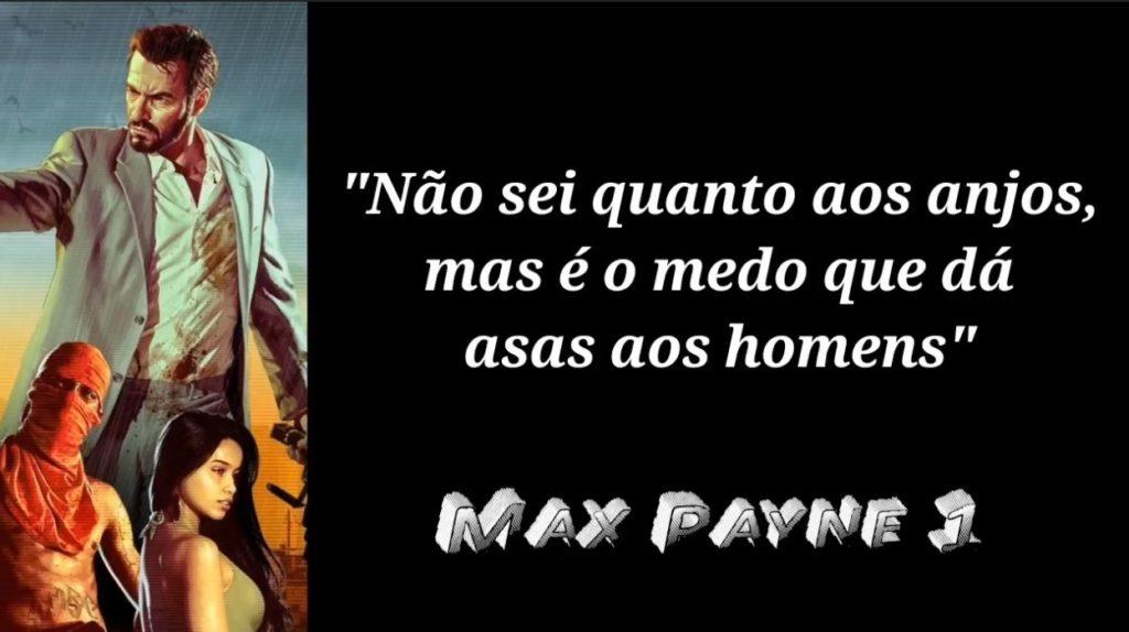 Frases de Jogos Max Payne 1