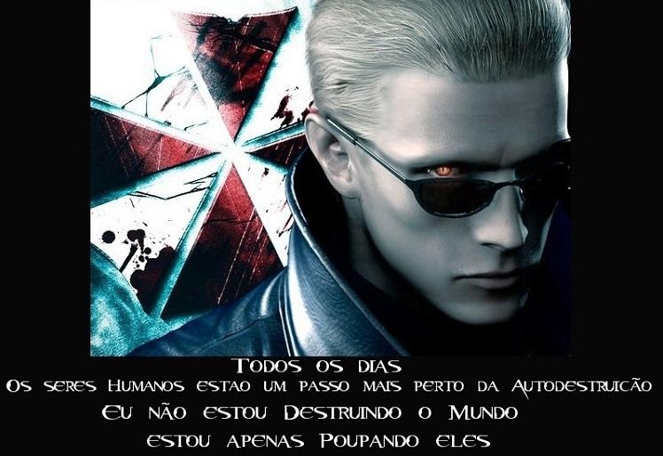 Frases de Jogos Resident Evil