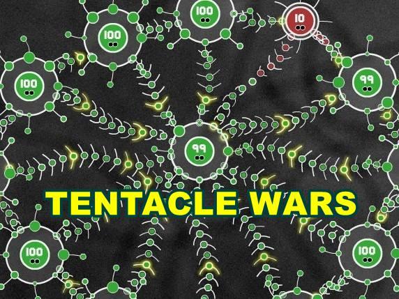 Jogos de estratégia - tentacle wars