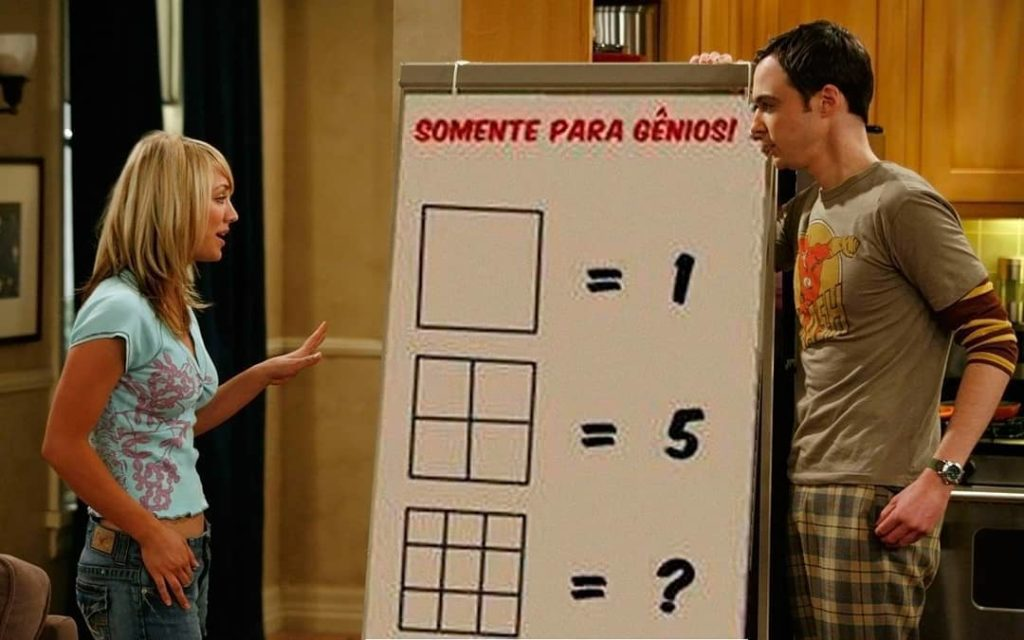 Desafio The Big Bang Theory